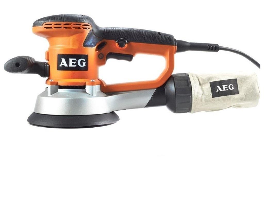 Bruska excentrická EX 150 ES AEG